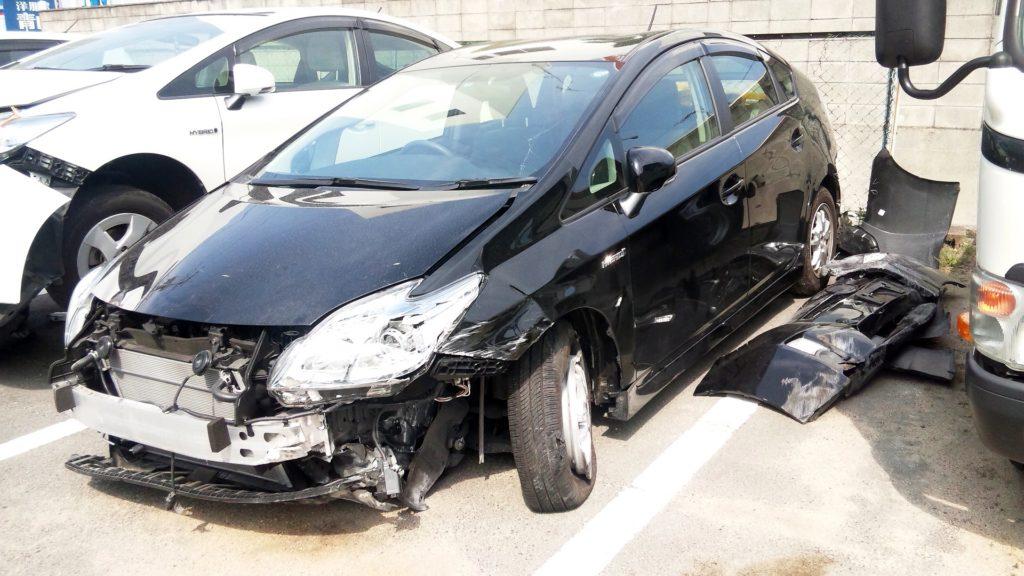 【傷害保険】交通事故傷害保険で万が一の事故に備える