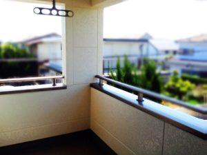 【バルコニー工事】バルコニーのウレタン防水工事